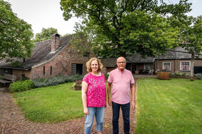 Jeanette Bolle en Huub Veltman zijn betrokken bij de tweede Goededoelendag op zaterdag 15 juni.