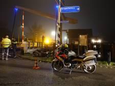 Scooterrijder raakt gewond door aanrijding in Mariënberg