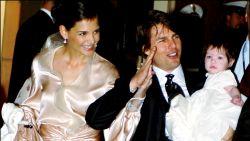 Tom Cruise en Katie Holmes: van blitzromance tot plotse scheiding
