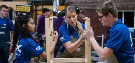 Talentvolle vmbo-leerlingen uit Twente strijden om jaarlijkse vakwedstrijd