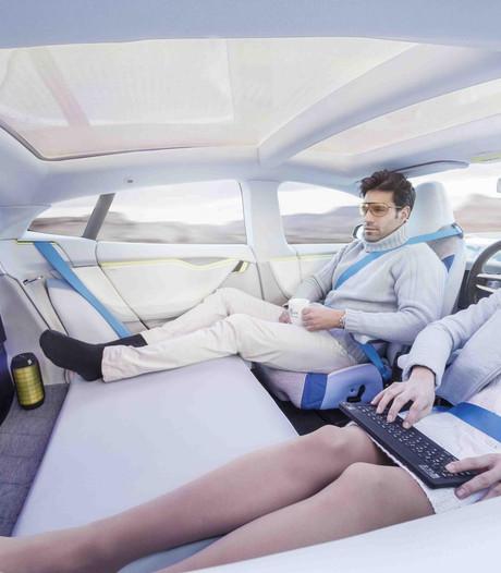 Nederland beste land ter wereld voor zelfrijdende auto