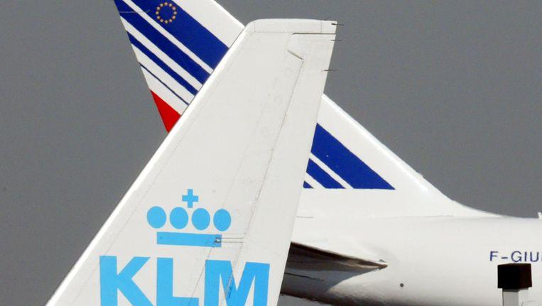 Air France-KLM Beeld AFP