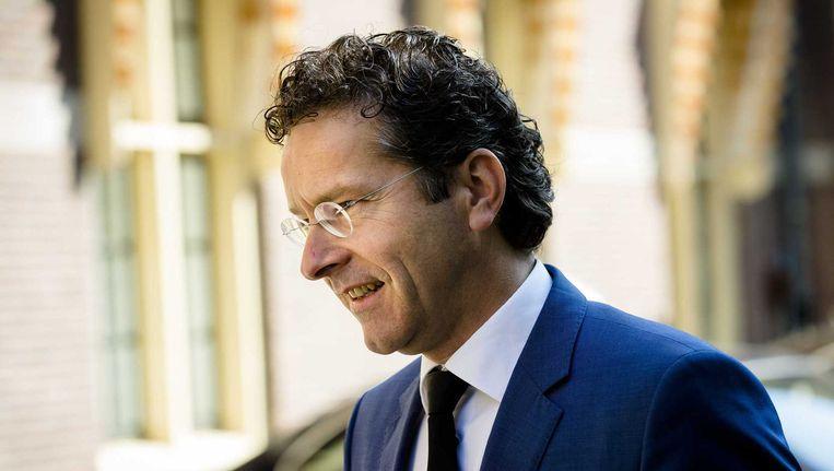 Jeroen Dijsselbloem zou volgens El Mundo eurocommissaris willen worden. Beeld anp