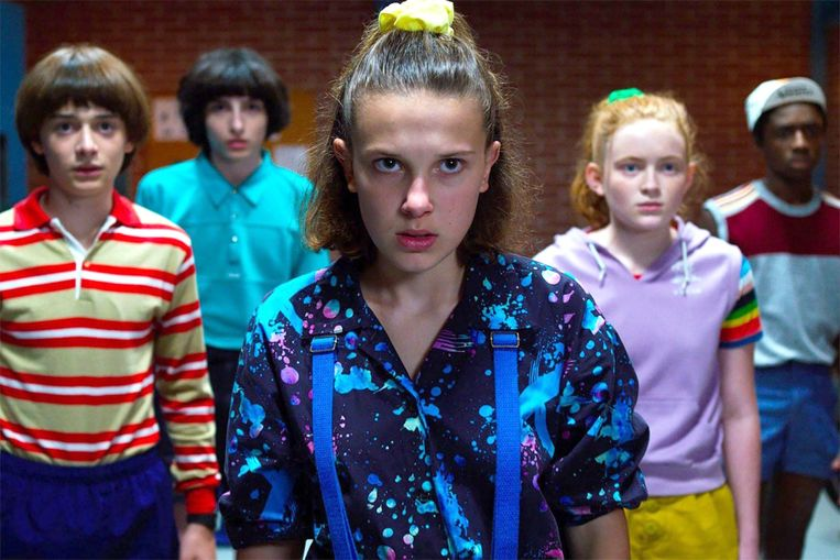 'Stranger Things', seizoen 3.