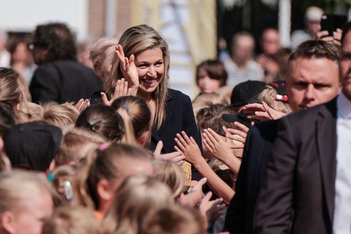 Koningin Máxima bracht in juni 2018 een bezoek aan Zevenaar, om afspraken vast te leggen over muziek in de klas. Máxima is erevoorzitter van de stichting Méér Muziek in de Klas.