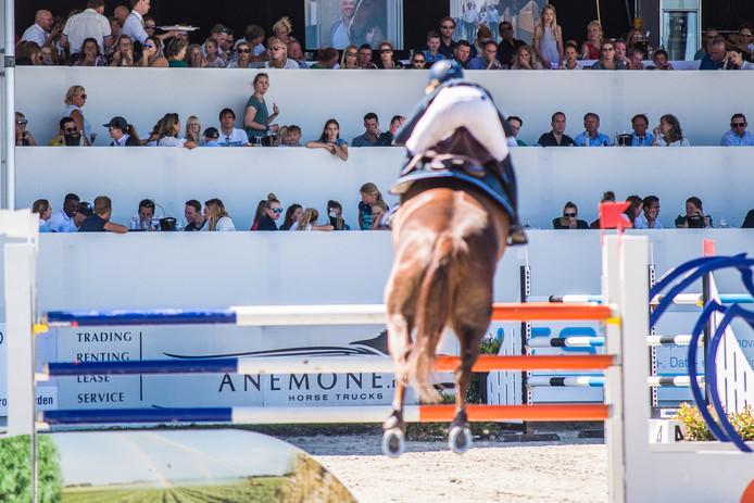 Het paardenfestijn Outdoor Gelderland kan doorgaan ondanks de eikenprocessierups en de hitte.