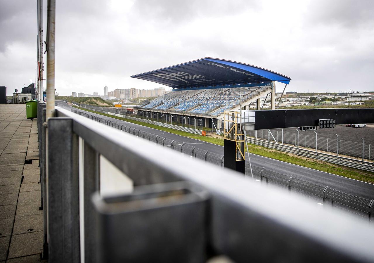 Formule 1 Scheurt Op Bredaas Cm Com Circuit Zandvoort Foto Bd Nl