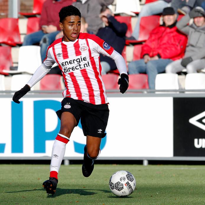 Ian Maatsen vertrekt bij PSV>