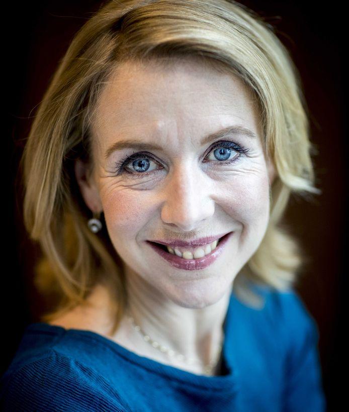 Staatssecretaris Stientje van Veldhoven (Infrastructuur & Waterstaat)