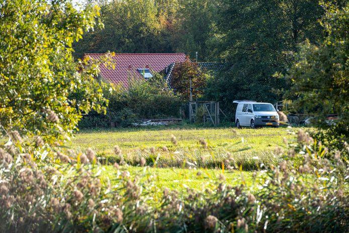 La famille vivait en totale autarcie dans une ferme à Ruinerwold, un village de la province septentrionale de Drenthe, aux Pays-Bas.