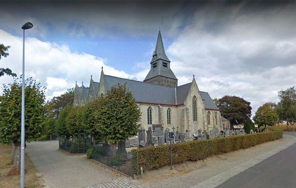 Sint-Martinuskerk in Haringe