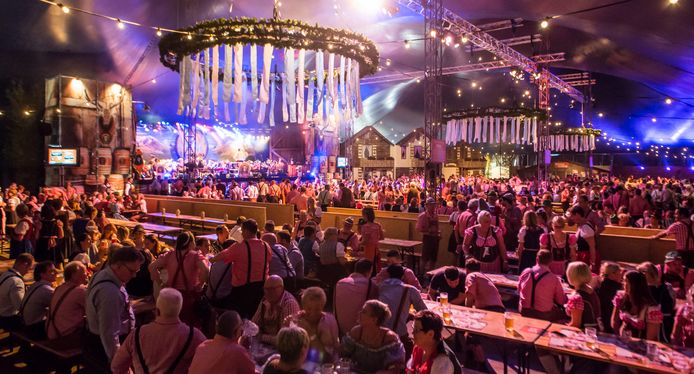 Oktoberfest Raamsdonksveer.