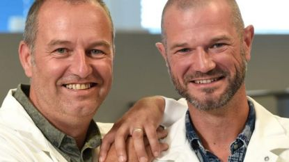 Lezing broers Vanden Berghe brengt 11.000 euro op voor kankeronderzoek