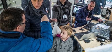 Martijn Bink opent met dochter Minthe Glazen Huis in Heerde