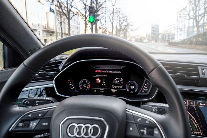 Bijna alle Audi's die na juli 2019 zijn gemaakt, kunnen overweg met het nieuwe systeem.