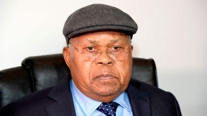 Vliegtuig met lichaam van Etienne Tshisekedi geland in Kinshasa