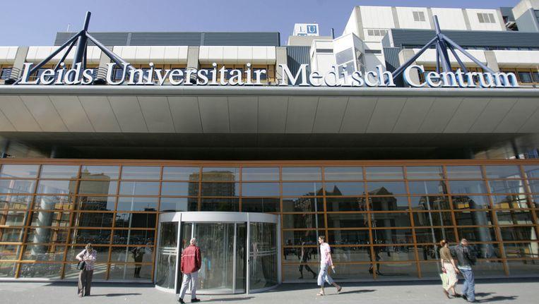 Het Leids Universitair Medisch Centrum In Leiden. Beeld anp