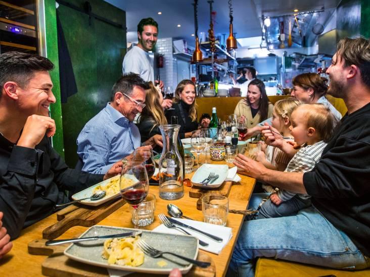 Restaurant Vincenzo's Osteria is leuk, lekker en betaalbaar