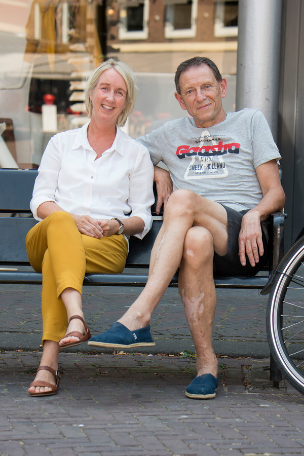Marianne Riswick en Jos Martens