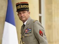 Franse legerleider dient ontslag in om bezuinigingen