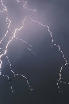 Geen treinen tussen Nijmegen en Mook vanwege blikseminslag