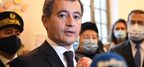 """Attaque à Paris: """"Le risque terroriste en France peut-être collectivement mis derrière nous"""", selon Gérald Darmanin"""