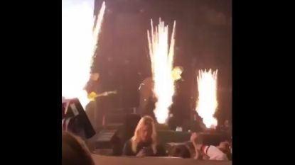"""""""De vlam ging recht door mijn shirt"""": Gers Pardoel raakt ernstig verbrand tijdens show in Lotto Arena"""