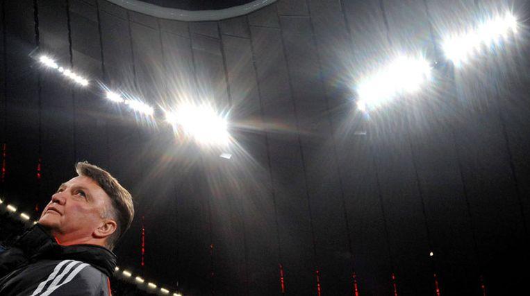 Voor Van Gaal is het te hopen dat Arjen Robben en Franck Ribéry tijdig herstellen. Foto EPA Beeld
