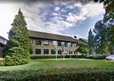 Norbertus Gertrudis lyceum  in de  Lyceumlaan vin Roosendaal. Foto Google Street View