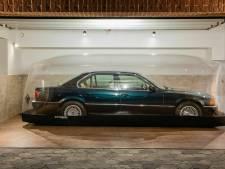 Te koop: auto die 23 jaar in quarantaine heeft gestaan