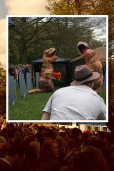 Van dinorace tot dansen in de zon, Rotterdam geniet van Koningsdag