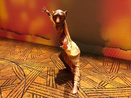 Haaksbergse danseres timmert flink aan de weg