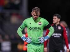 Duur slippertje Wellenreuther: doelman Willem II vergeet contract op te zeggen en vertrekt niet transfervrij