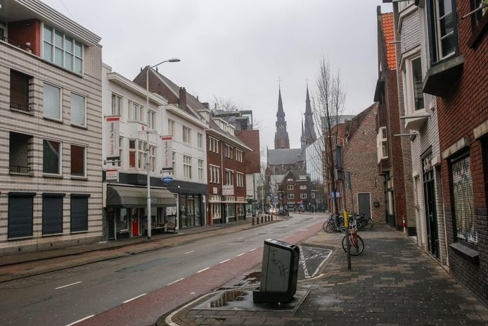 Grote Berg in Eindhoven