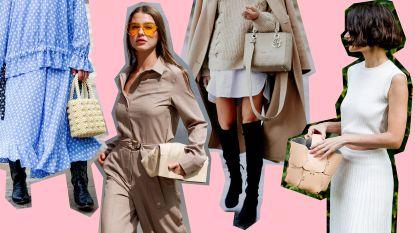 Van saai naar trendy: de mooiste beige handtassen
