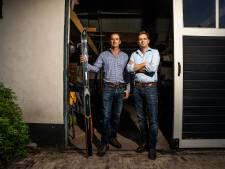 Oosterbeekse broers zetten eerste stap naar Duits avontuur: 'We zijn nu waarschijnlijk de enige Nederlanders met een skilift en pistebully'
