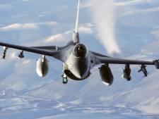 Geschrokken vissers: Amerikaanse F-16 dumpt brandstoftanks in Japans meer
