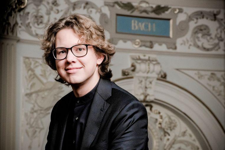 Hannes Minnaar Beeld Simon van Boxtel
