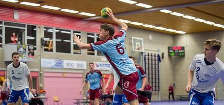 Handballers DFS zijn het goede gevoel even kwijt