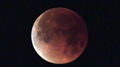 Maan wordt vanavond bloedrood in langste totale maaneclips van de eeuw: zo kan je er maximaal van genieten