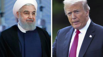 """Nieuwe Amerikaanse sancties tegen Iran van kracht: """"Iedereen die zaken doet met hen zal geen zaken doen met VS"""""""