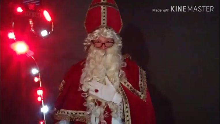 Politie Bredene/De Haan roept de hulp in van Sinterklaas.