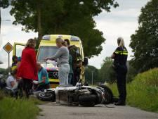 Drie gewonden bij botsing tussen scooters in Didam