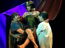 Musical Cleopatra van Max Mini is van hoog niveau