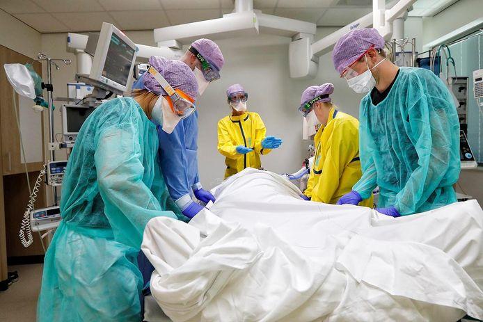 Intensive care Haga Ziekenhuis
