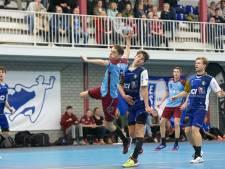 Handballers DFS stellen doel bij na verlies bij Houten