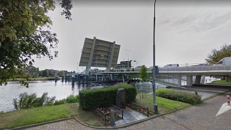 de Prins Bernhardburg in Zaandam ging plotseling open volgens ooggetuigen. Beeld Google Streetview