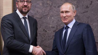 Al 19 landen zetten Russische diplomaten buiten. Volgt Michel vandaag?