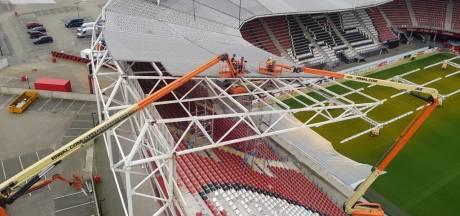 Bedrijf ACVO uit Emmeloord is dé stadionsloopspecialist van Nederland