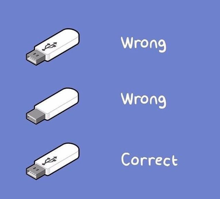 De USB-paradox in een notendop